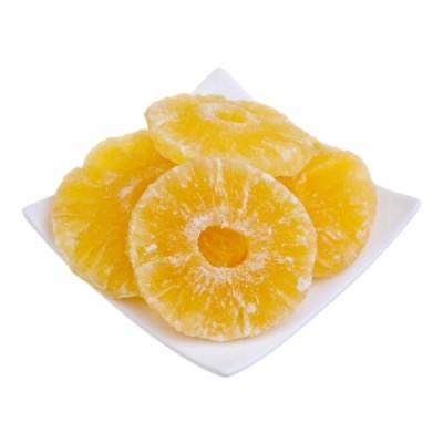 Ананасы в сахарном сиропе (кольца)
