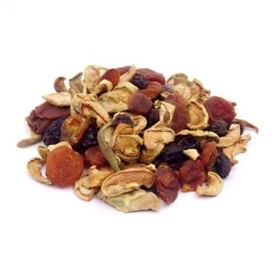 Компотная смесь Nur Food из сухофруктов, 700 гр.